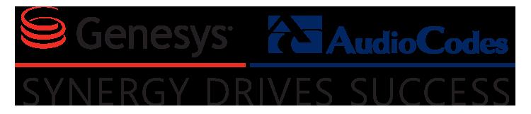 AudioCodes Genesys Synergy Drives Success