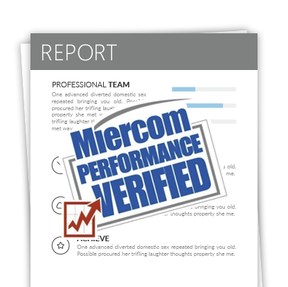 Miercom Report: AudioCodes Session Border Controllers (SBC) Verified by Miercom