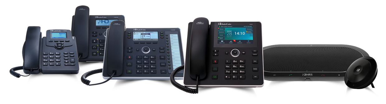 AudioCodes IP Phones and HRS for Skype for Business