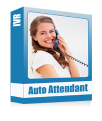 Auto Attendant-IVR for Skype for Business Voice Application