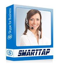 SmartTAP Call Recording for Skype for Business Voice Application