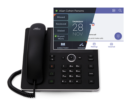 Flexibility and Investment Protection with the AudioCodes 400HD series of IP phones for Microsoft Teams and Skype for Business