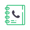 Easy & immediate access to full details of company contacts
